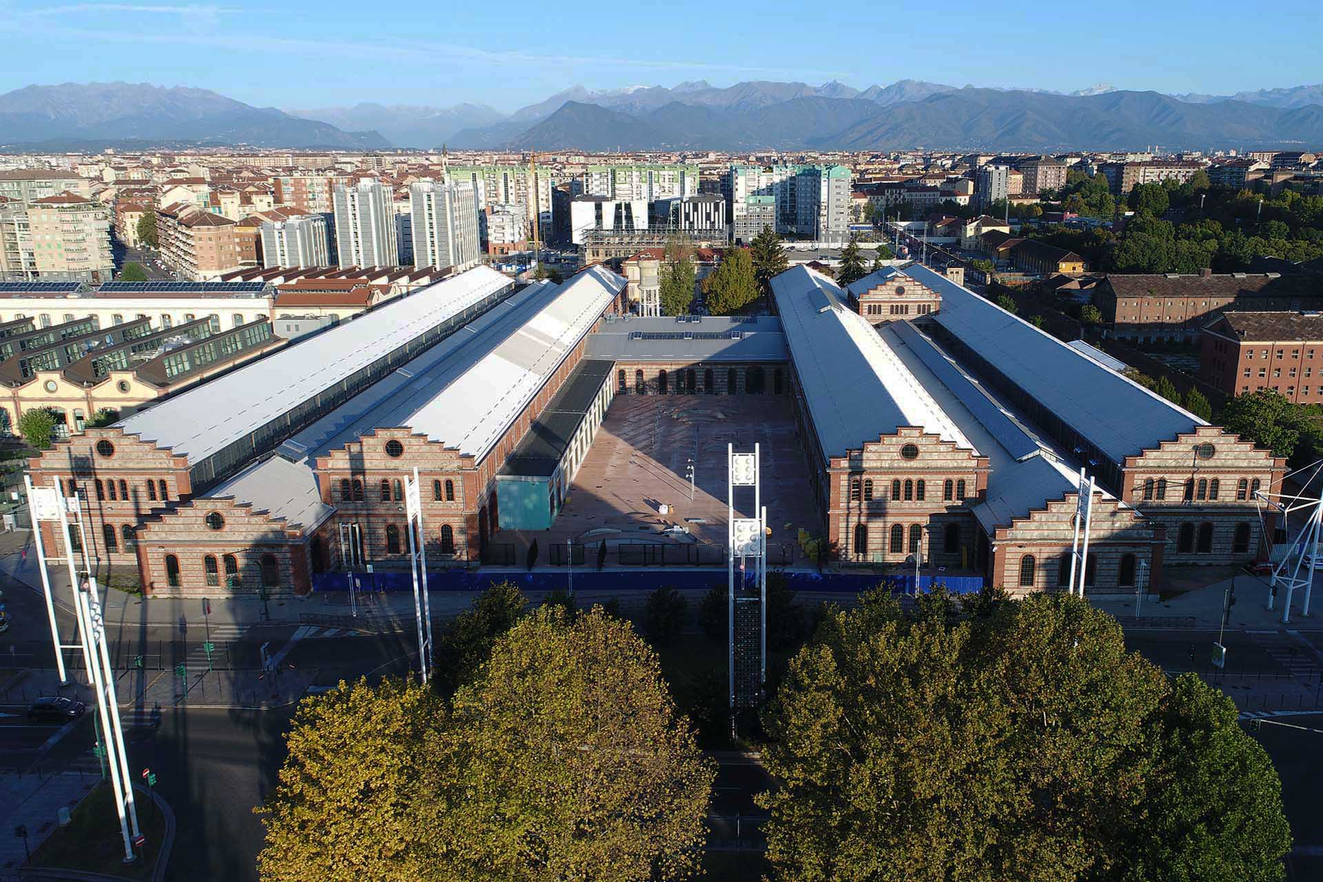 Officine Grandi Riparazioni Torino